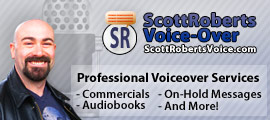 Scott Roberts Voice-Over - Professional Voiceover Artist Services St. Louis, MO